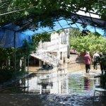 თბილისში მომხდარი წყალდიდობის ამსახველი ფოტო–კოლაჟი