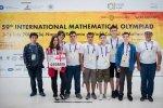 მათემატიკის საერთაშორისო ოლიმპიადაზე ყველა მედალი საქართველომ წამოიღო